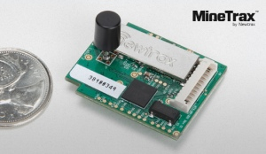MineTrax, wireless mesh module
